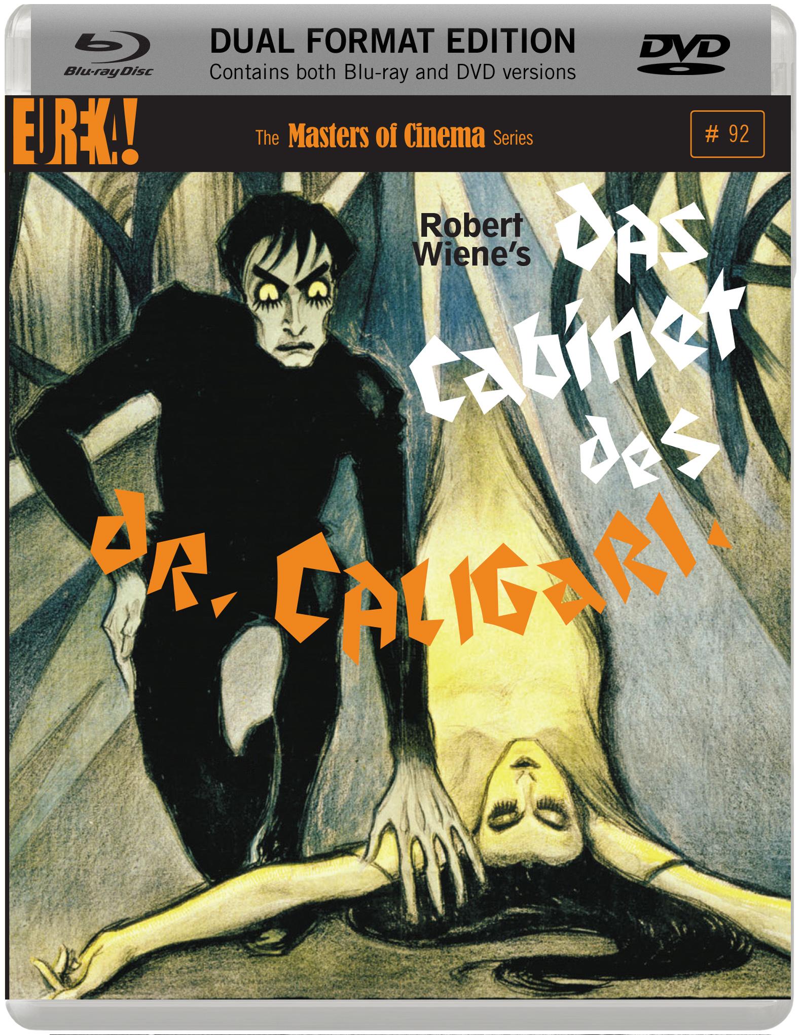Das Cabinet Des Dr. Caligari (1920) – Masters of Cinema ...