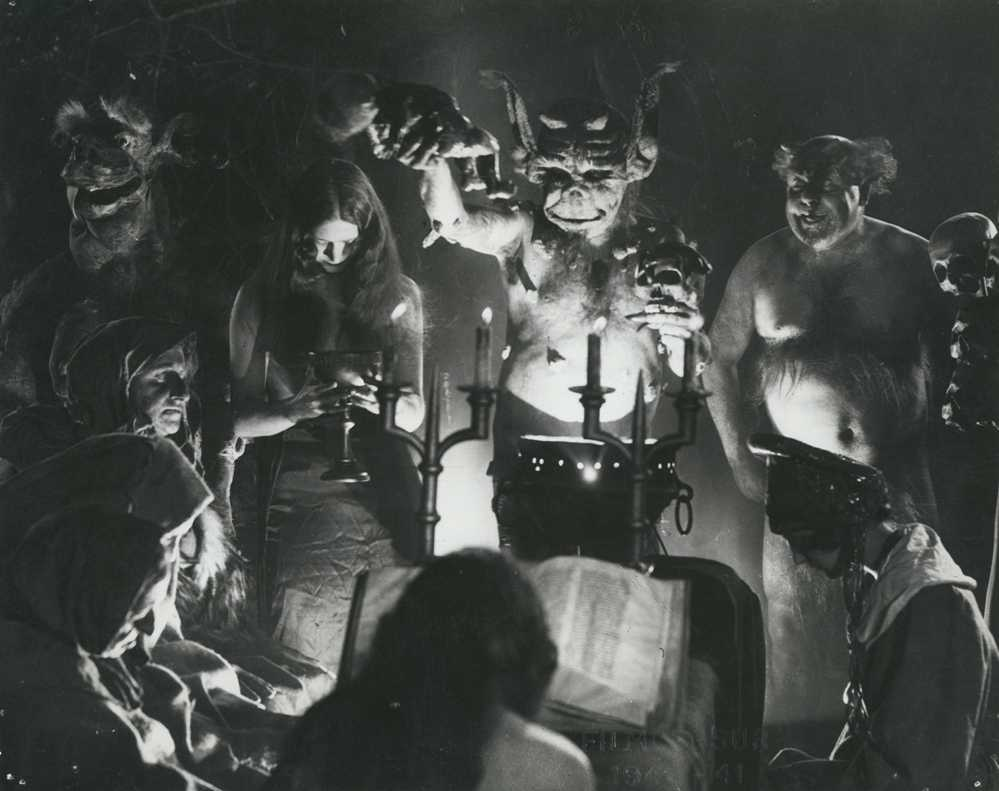 The Uncanny in Häxan: Witchcraft Through The Ages (1922)- Benjamin  Christensen. – Celluloid Wicker Man