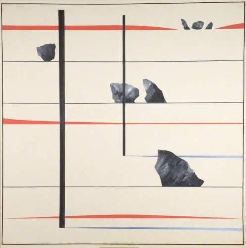 Jarman, Derek, 1942-1994; Avebury Series No.4