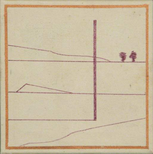Jarman, Derek, 1942-1994; Landscape