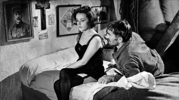 Image result for the diary of a chambermaid (1964)